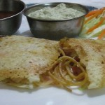 Vegetable Chopusey Dosa