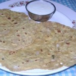 Besan Roti