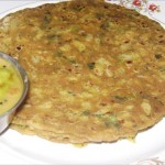 Cabbage paratha