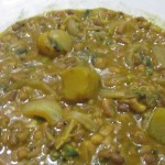 Red Bean &amp;Pumpkin curry