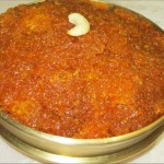 Gajar ka Halwa (Carrot Halwa)