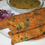 Methi Paratha