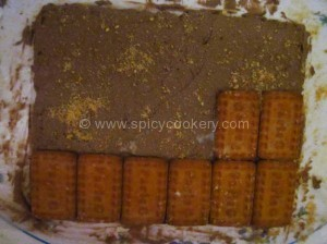 Cake Recipes With Pictures And Procedure : Biscuit Cake   Spicycookery