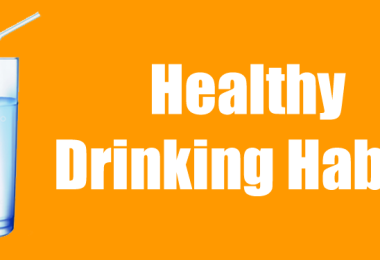 Healthy drinking habits tips