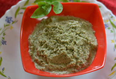 Curry Leaves Chutney Chammandhi Recipe